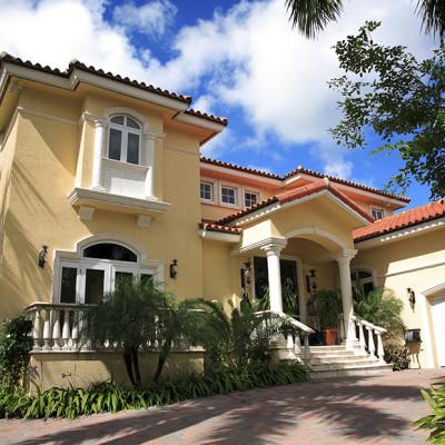 estate house miami florida